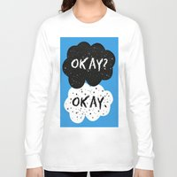 the fault in our stars Long Sleeve T-shirts featuring The Fault in our Stars by MariBee