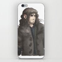 kili iPhone & iPod Skins featuring Kili  by AlyTheKitten