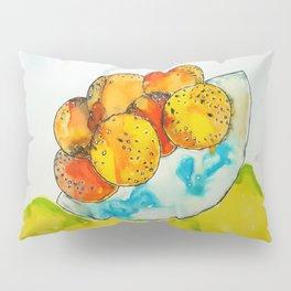 Juicy Orange Bowl Pillow Sham