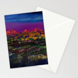 Spectacular Canyon Stationery Cards