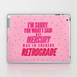 Mercury Retrograde pt. 2 Laptop & iPad Skin