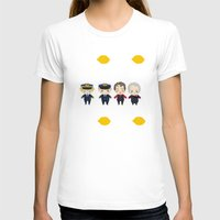 cabin pressure T-shirts featuring Cabin Pressure: The Lemon is With You by Le Bear Polar
