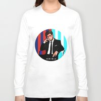 messi Long Sleeve T-shirts featuring MESSI by takaisayaka-Bento