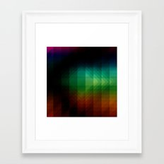 Geometric 07 Framed Art Print