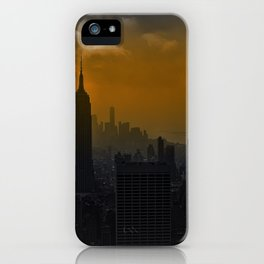 New York red iPhone Case