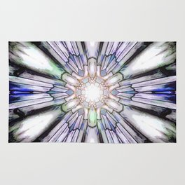 kal-ice-a-scope Rug