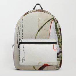 Sepia Girl Backpack