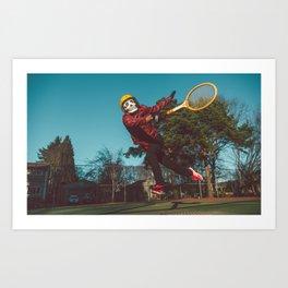 Frank Aberdean / Tennis Anyone? II Art Print