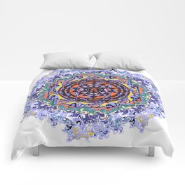 En Force Sri yantra Comforters