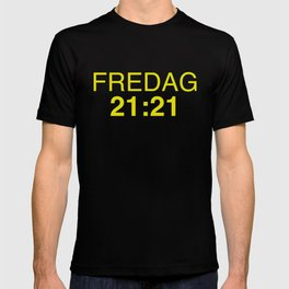 21:21 - isak and even - SKAM T-shirt