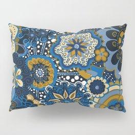 Mandala Floral Loveliness Pillow Sham
