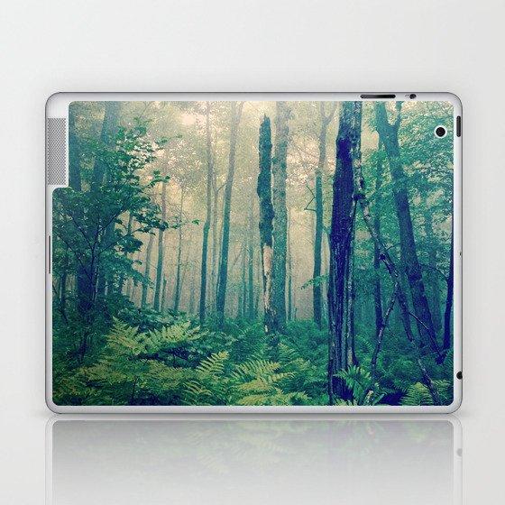 Walk to the Light Laptop & iPad Skin