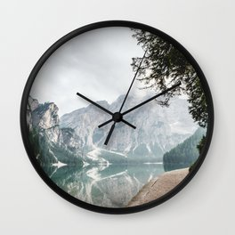 Follow Me Home Wall Clock