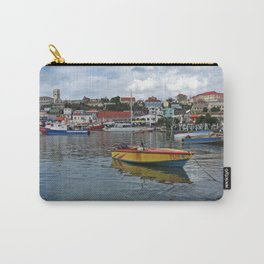 Grenada Carenage Harbor  Carry-All Pouch
