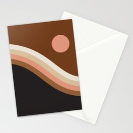 Neopolitan Hillside Stationery Cards