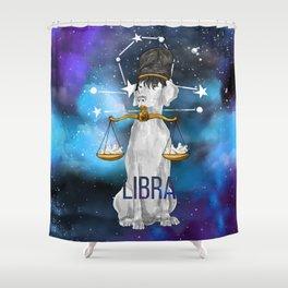 LIBRA WEIM Shower Curtain