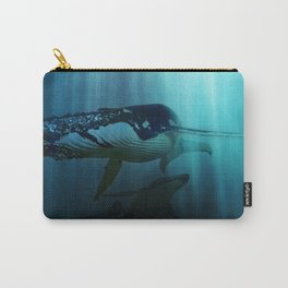 Polar migration Carry-All Pouch