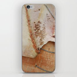 Birch 1 iPhone Skin