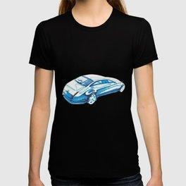 Limousine sketch T-shirt