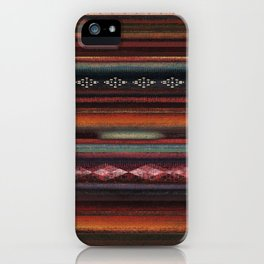 The Travellers Garment iPhone Case