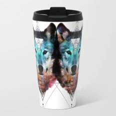 Sacred Wolf Travel Mug