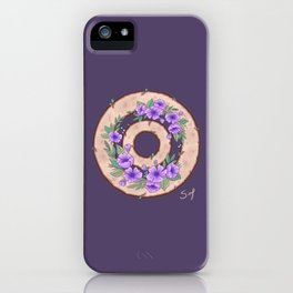 McCall Pack iPhone Case