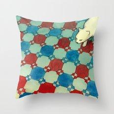 Alhambra Throw Pillow