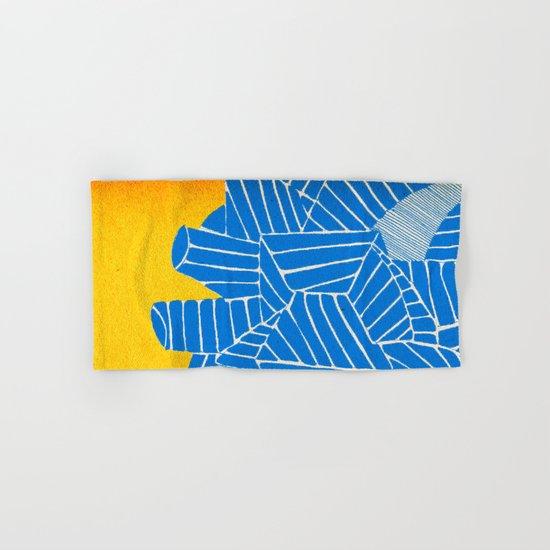 - be nuclear - Hand & Bath Towel