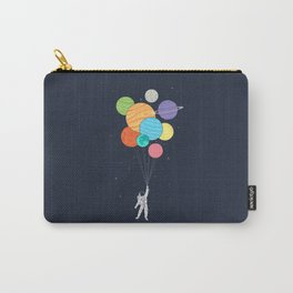 Planet Balloons Carry-All Pouch