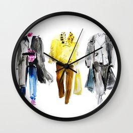 F A S H I O N II Wall Clock