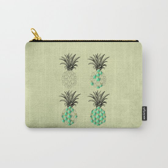 life of a pineapple Carry-All Pouch