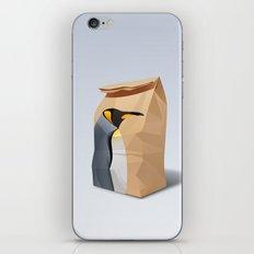 King Penguin iPhone & iPod Skin
