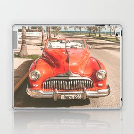 Vintage Car Laptop & iPad Skin