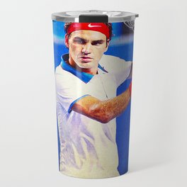 Federer Tennis Travel Mug