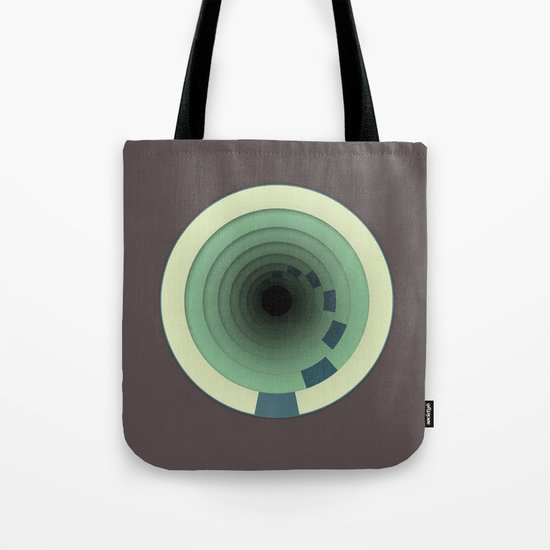 Traveling In Circles Tote Bag