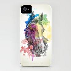 horse  Slim Case iPhone (4, 4s)