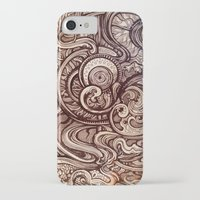 inception iPhone & iPod Cases featuring Inception by Irina Vinnik