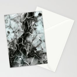 Pressed Orchid Petal Stationery Cards