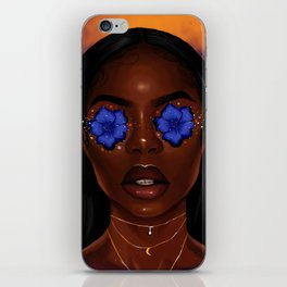 Mama was born in the 70s iPhone Skin