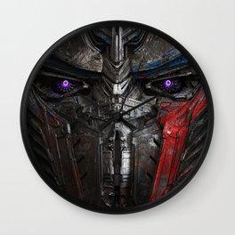 Transformers Wall Clock