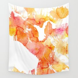Seattle Summer Wall Tapestry
