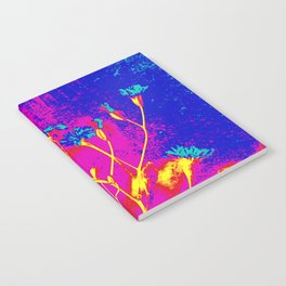Autumn fall colorful nature Notebook