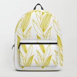 Eternity in Gold Leaf II Backpack