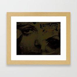 X-Ray Specs Framed Art Print