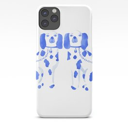 Staffordshire Dogs iPhone Case