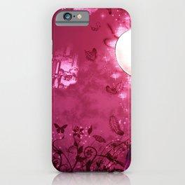 Darker than Black iPhone Case