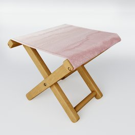 WITHIN THE TIDES - BALLERINA BLUSH Folding Stool
