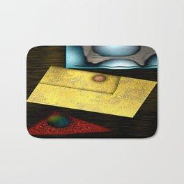 Geometric Sonification Bath Mat