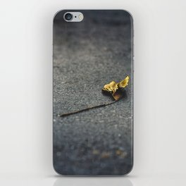 Grow old iPhone Skin