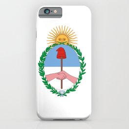 flag of Jujuy iPhone Case